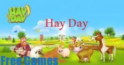 تحميل لعبة المزرعة السعيدة Hay Day للاندرويد مجانا