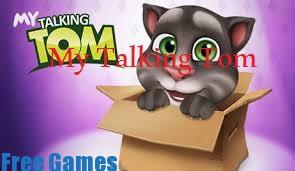 تحميل لعبة القط المتكلم توم My Talking Tom للاندرويد مجانا