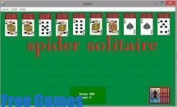 تحميل لعبة سوليتير العنكبوت للكمبيوتر الاصلية والقديمة ويندوز 7 و8