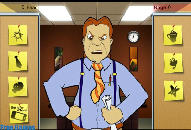 تحميل لعبة ضرب المدير المزعج في مكتب العمل الجديدة
