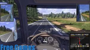تحميل لعبة قيادة الشاحنات الكبيرة من الداخل الحقيقية مجانا للكمبيوتر برابط واحد مباشر كاملة