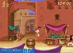 تحميل لعبة علاء الدين القديمة بتاعة الاتارى للكمبيوتر كاملة برابط واحد من ميديا فاير