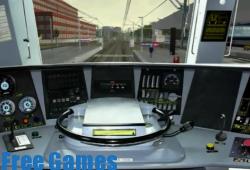 تحميل لعبة قيادة القطار الحقيقي من الداخل كاملة مجانا برابط واحد مباشر 2016