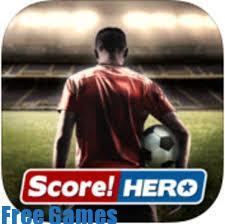 تحميل لعبة score hero 2016 لموبايل للايفون
