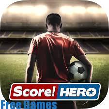 لعبة score hero apk 2016 لموبايل للاندرويد