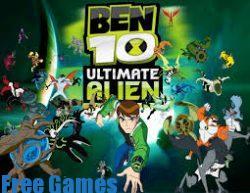 تحميل لعبة ben 10 ultimate alien للاندرويد للكمبيوتر مضغوطة برابط واحد من ميديا فاير