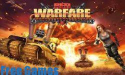 تحميل اقوى لعبة اكشن الحرب red warfare للاندرويد
