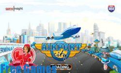 تحميل لعبة ادارة المطار Airport City وهبوط الطائرات للكمبيوتر مجانا