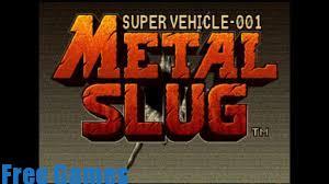 تحميل لعبة metal slug للاندرويد برابط واحد مباشر كاملة