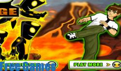 تحميل لعبة بن تن Ben 10 Alien Force مجانا للكمبيوتر