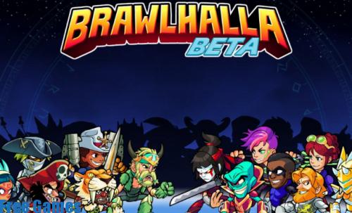 تحميل لعبة القتال الشهيرة brawhalla مجانا برابط واحد مباشر