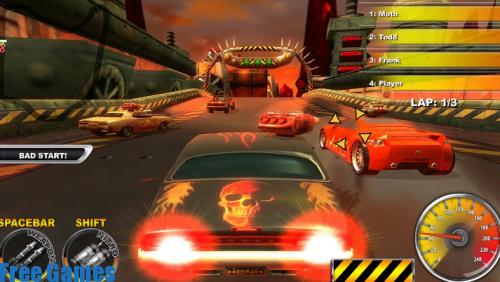 تحميل لعبة سباق السيارات للصغار للكمبيوتر من ميديا فاير مجانا