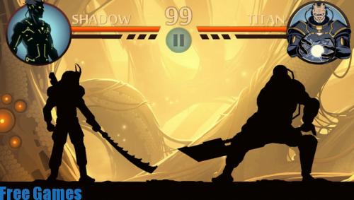 تحميل لعبة shadow fight 2 للكمبيوتر مجانا