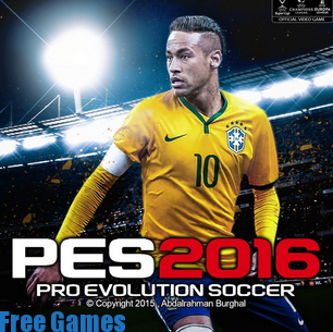 تحميل لعبة pes 2016 كاملة برابط واحد مباشر