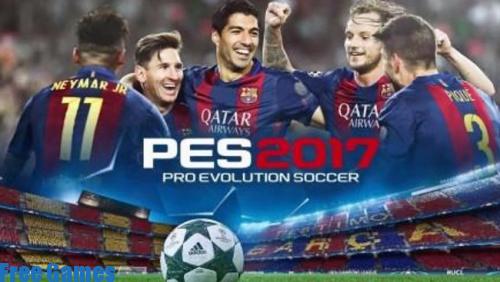 تحميل لعبة بيس 2017 اسطورة كرة القدم للاندرويد مجانا