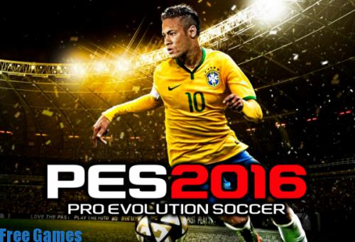 تحميل لعبة pes 2016 كاملة برابط واحد مباشر مجانا