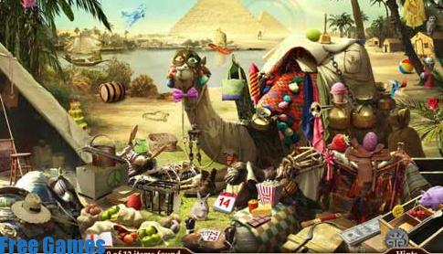 تحميل لعبة البحث عن الأشياء المفقودة داخل الاهرامات ميديا فاير مجانا كاملة