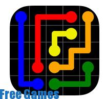 تحميل لعبة توصيل الالوان المتشابهة مع بعضها للايباد مجانا