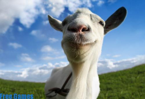 تحميل لعبة الماعز المجنون الرائعة للايفون مجانا
