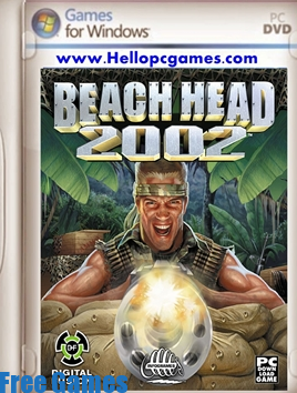 تحميل لعبة المدفعية البحرية beach head 2002 برابط واحد ميديا فاير