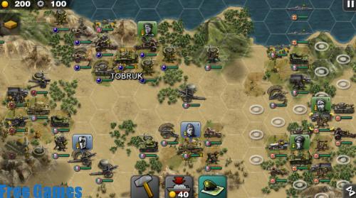 تحميل لعبة جنرال الاستراتيجية القديمة مجانا