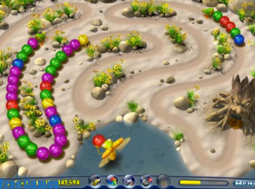 تحميل لعبة زوما البحرية الفراشة كاملة مجانا برابط مباشر