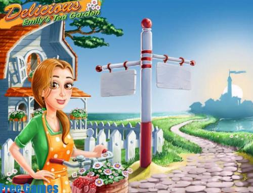 تحميل لعبة اميلي حديقة الشاي مجانا