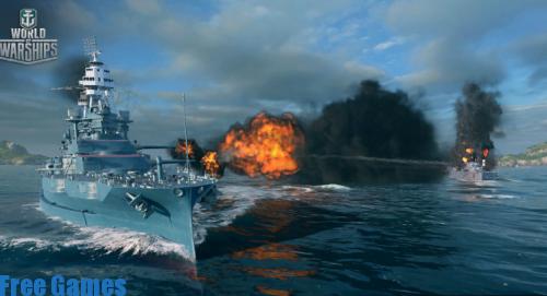 تحميل لعبة حرب الاساطيل البحرية للكمبيوتر مجانا