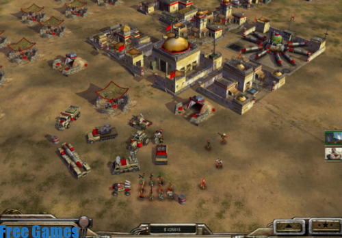 تحميل لعبة جنرال الاستراتيجية للكمبيوتر مجانا