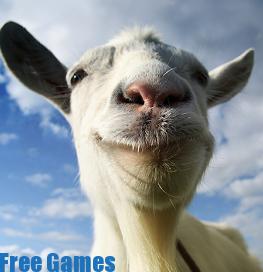 تحميل لعبة GOAT SIMULATOR برابط مباشر ميديا فاير للكمبيوتر مجانا