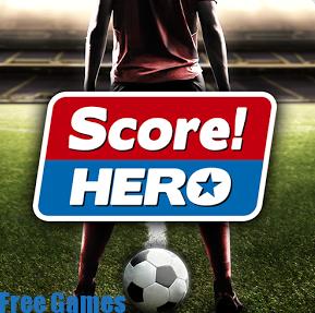 تحميل لعبة سكور هيرو للكمبيوتر كرة القدم مجانا 2017 score hero