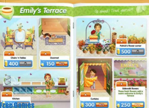 تحميل لعبة اميلي مطعم الزفاف العجيب برابط مباشر مجانا