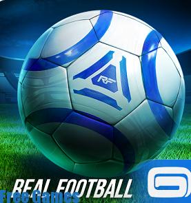 تحميل لعبة كرة القدم real football للاندرويد مجانا