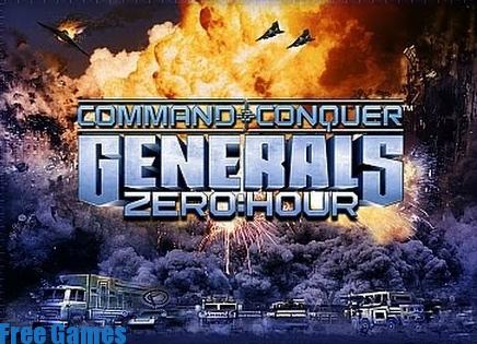 تحميل لعبة generals zero hour مضغوطة كاملة