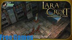 تحميل لعبة لارا كروفت للاندرويد مجانا