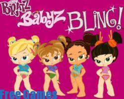 تحميل لعبة براتز بيبيز للكمبيوتر مجانا Bratz Babyz