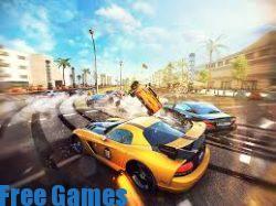 لعبة سباق سيارات اسفلت asphalt 8