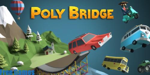 تحميل لعبة كاملة Poly Bridge برابط واحد مباشر مجانا