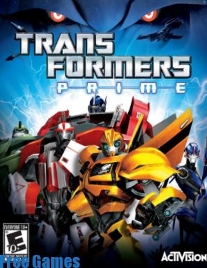 تحميل لعبة transformers prime the game pc مجانا برابط واحد من ميديا فاير