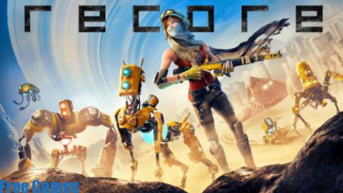 تحميل لعبة المغامرات Recore كاملة مجانا