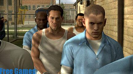 تحميل لعبة الهروب من السجن prison break برابط مباشر