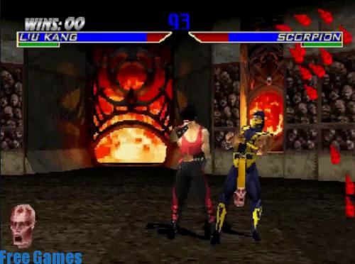 تحميل لعبة مورتال كومبات Mortal Kombat 4 بحجم صغير ميديا فاير