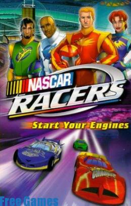 تحميل لعبة سباقات nascar racers مجانا