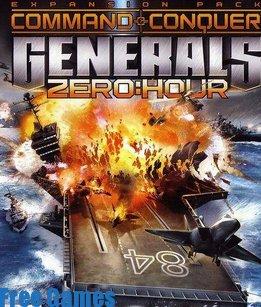 تحميل لعبة generals zero hour مع اضافة الجيش الروسي مجانا