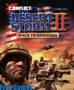 تحميل لعبة عاصفة الصحراء 2 برابط واحد من ميديا فاير