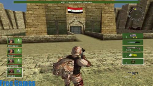 تحميل لعبة عاصفة الصحراء الجزء 4 برابط واحد مباشر للكمبيوتر مجانا