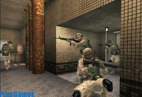 تحميل لعبة عاصفة الصحراء الجزء 5 برابط واحد مباشر للكمبيوتر مجانا