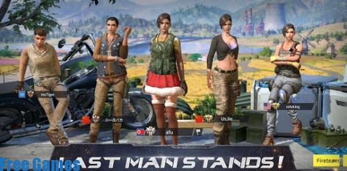 تحميل لعبة Rules of Survival شبيهة Battlegrounds للكمبيوتر مجانا