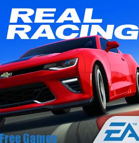 تحميل لعبة Real Racing 3 للاندرويد مجانا