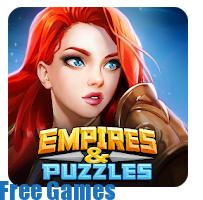 تحميل لعبة Empires & Puzzles للاندرويد مجانا